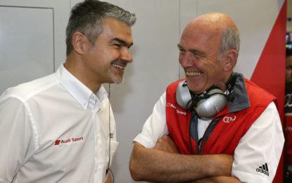 Audi Motorsport: Ullrich in pensione, arriva Dieter Gass