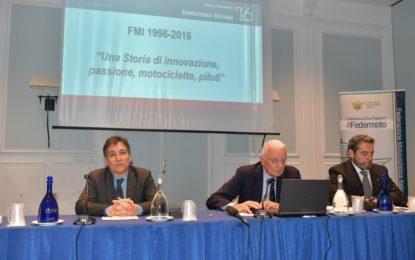 FMI 1996/2016: il saluto di Paolo Sesti