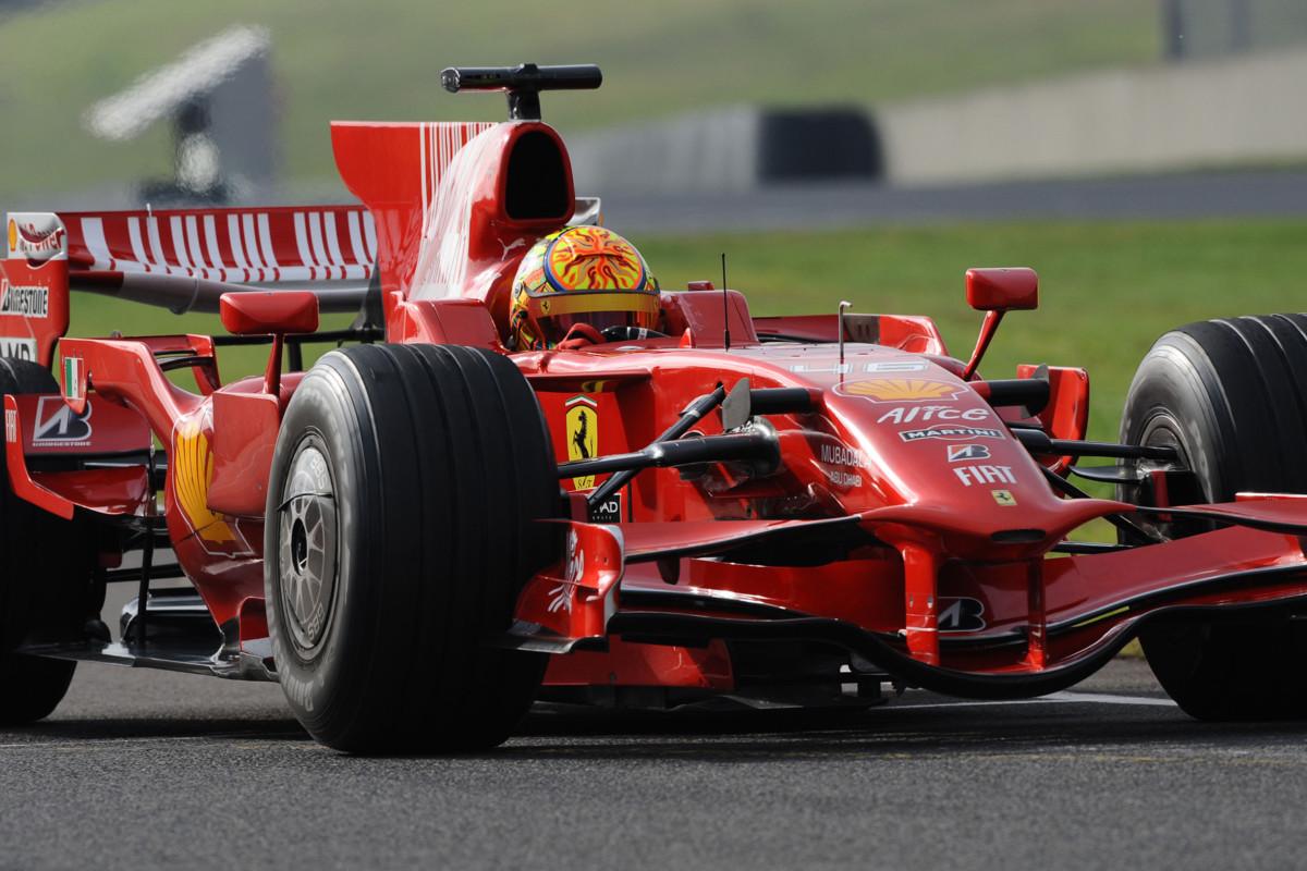 Valentino Rossi: nessun rimpianto per aver detto no alla F1