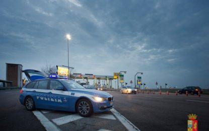 Polizia Stradale: il consuntivo dell'attività 2016