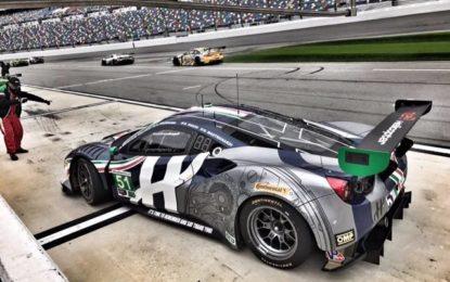 Davide Rigon alla 24 Ore di Daytona