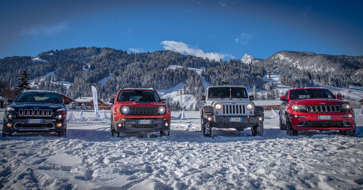 "Jeep al ""Radio Deejay Xmasters – Action Sport Music Show"""
