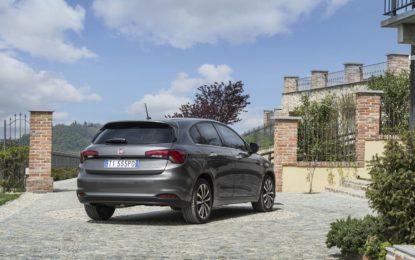 Fiat Tipo: novità gamma e Porte aperte