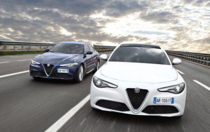 Alfa Romeo Giulia premiata ai MissionFleetAwards