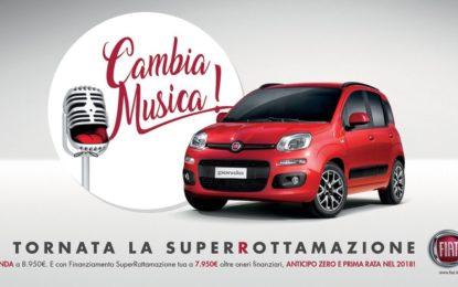 Ritorna la SuperRottamazione Fiat e Lancia