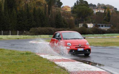Rally Italia Talent: Abarth alla prima tappa di Pergusa
