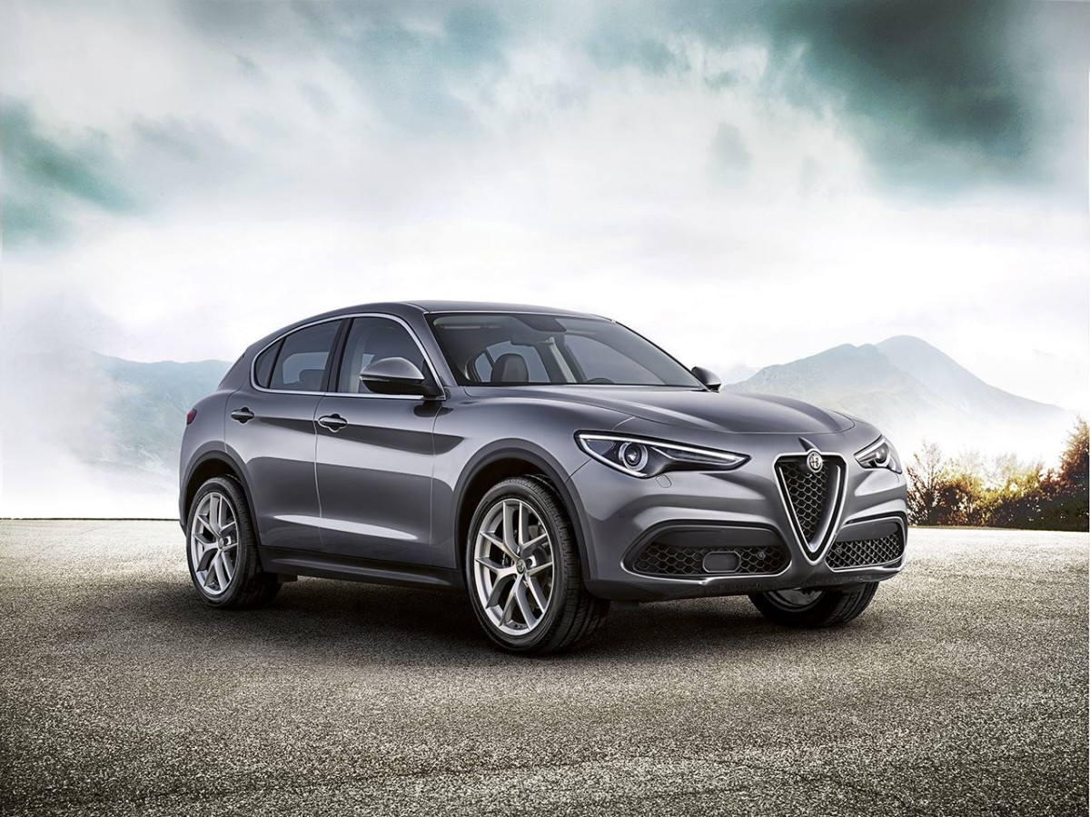 Al via gli ordini di Alfa Romeo Stelvio First Edition