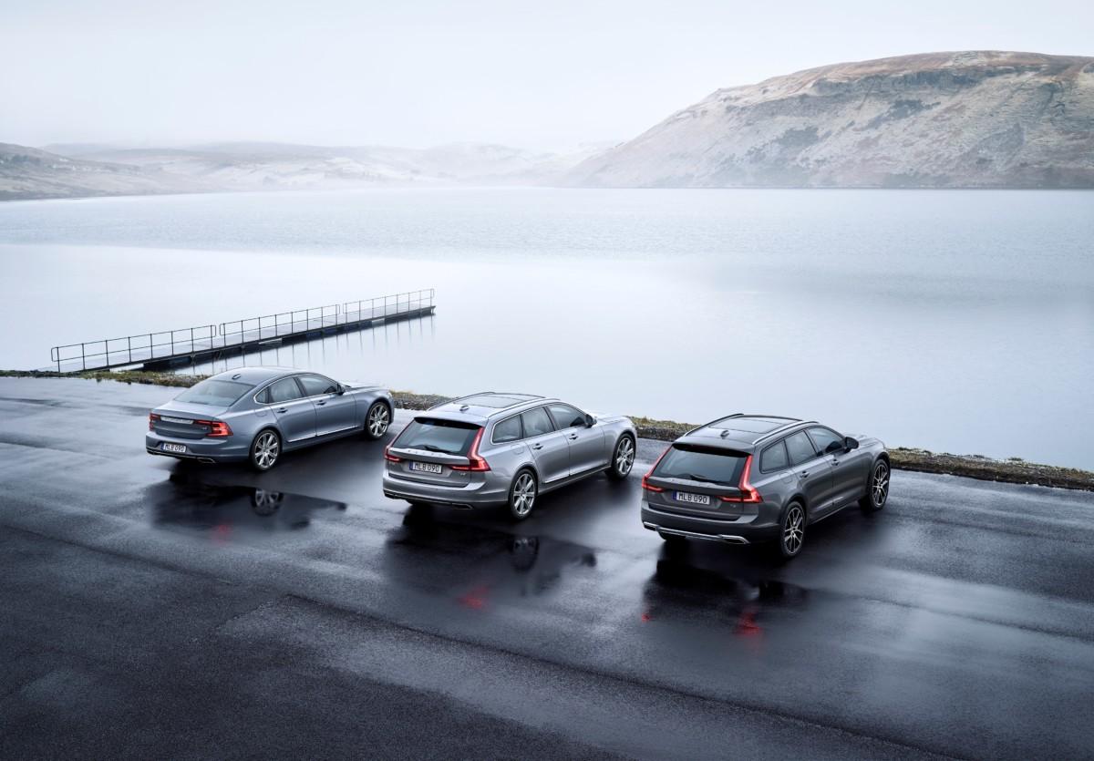 Nuovo record di vendite per Volvo Cars nel 2016