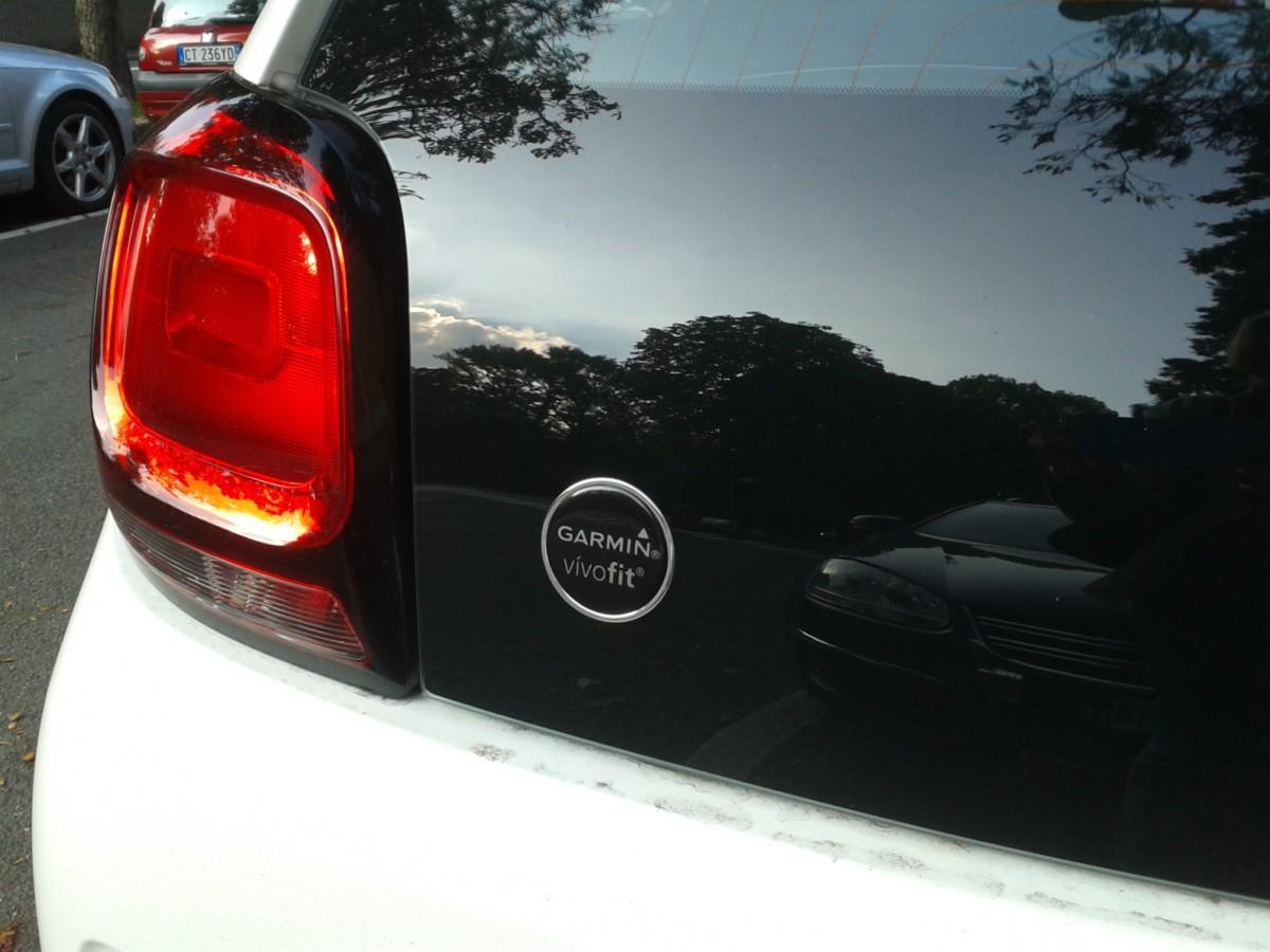 Citroën C1 Garmin Vivofit