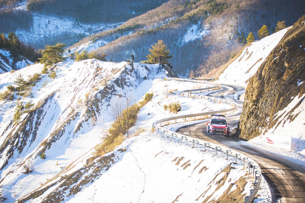 Monte Carlo: Citroën fa il punto sul ritorno nel WRC