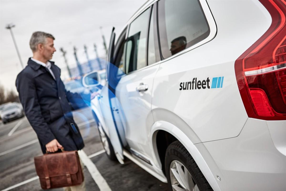 Volvo: business unit per la mobilità in condivisione