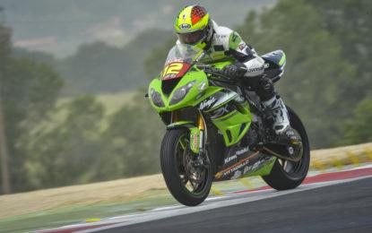 Pirelli fornitore unico 600 Supersport CIV