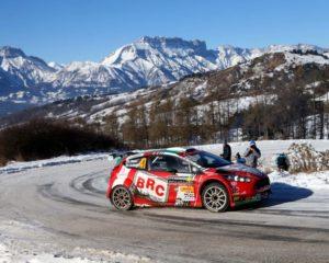 BRC costretta al ritiro a Monte Carlo
