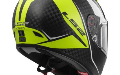 LS2 HELMETS: nuovo road racing ARROW EVO FF323