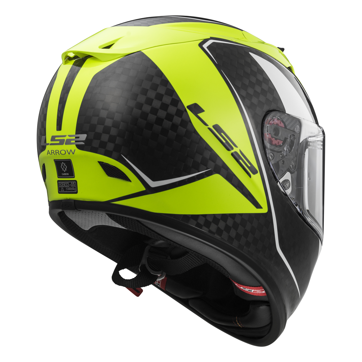LS2 HELMETS: nuovo road racing ARROW EVO FF323