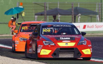 Yokohama fornitore ufficiale SEAT Motorsport Italia