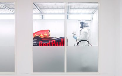 The Factory: come nasce la Red Bull RB13