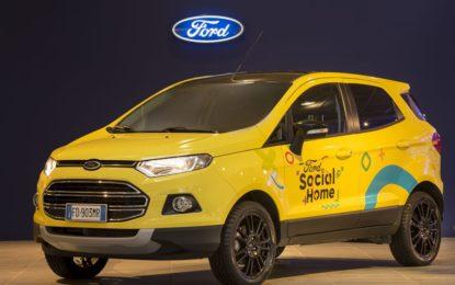 Inaugurata a Milano la Ford Social Home