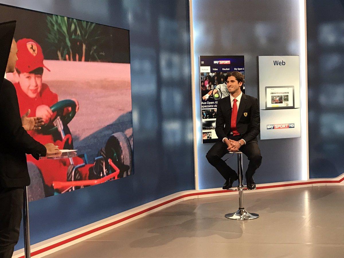 Giovinazzi pronto a correre nel 2017