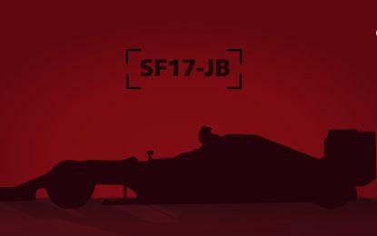 La Ferrari smentisce il nome SF17-JB