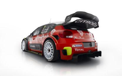 Citroën Racing: ritorno al Rally