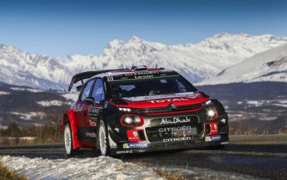 Sparco nel WRC con i team Citroen e M-Sport