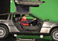 La DeLorean del Museo Nicolis nel video di Fedez e J-Ax