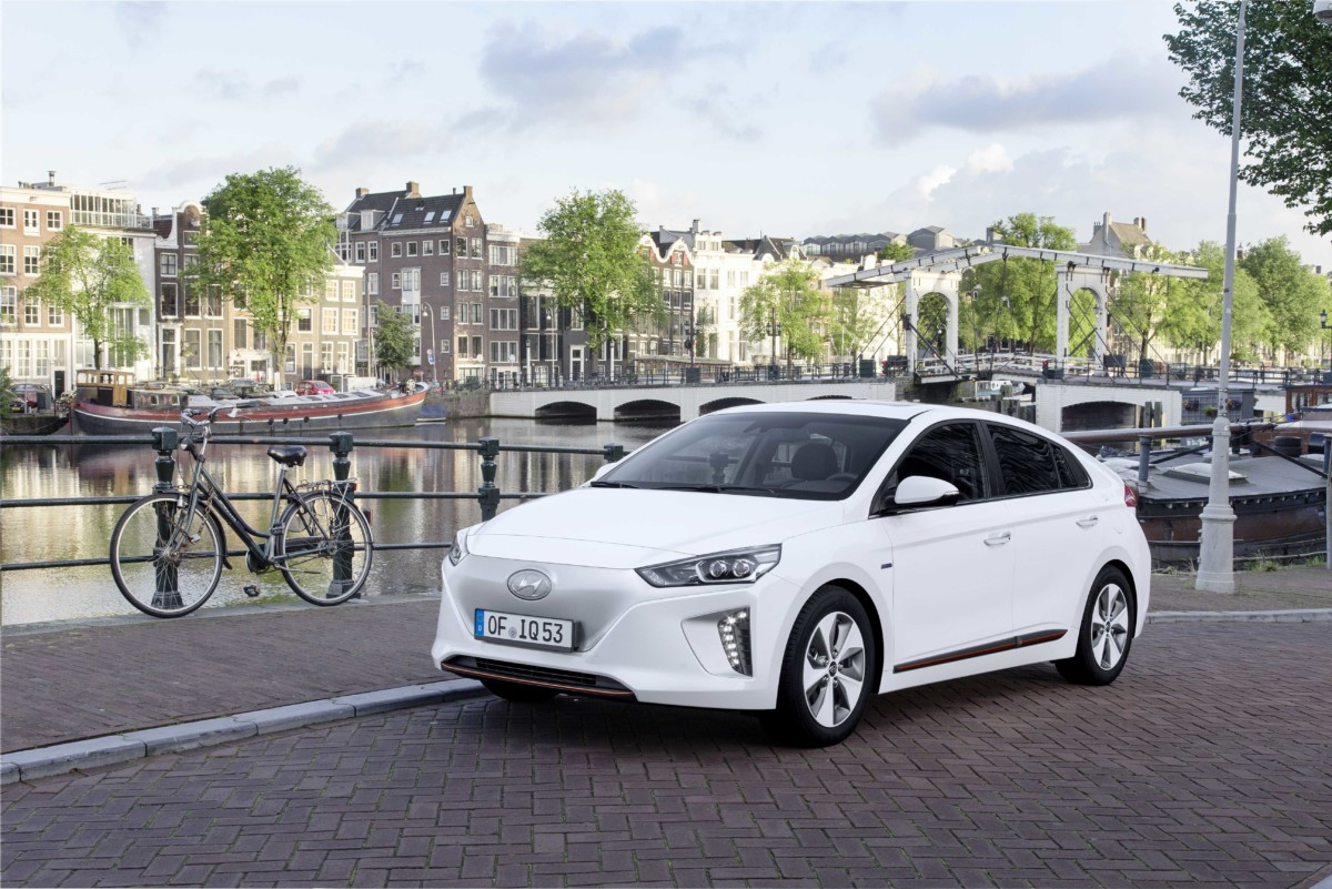 Hyundai IONIQ premiata ai GOOD DESIGN Awards