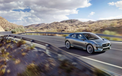 Jaguar Land Rover: partnership con CloudCar