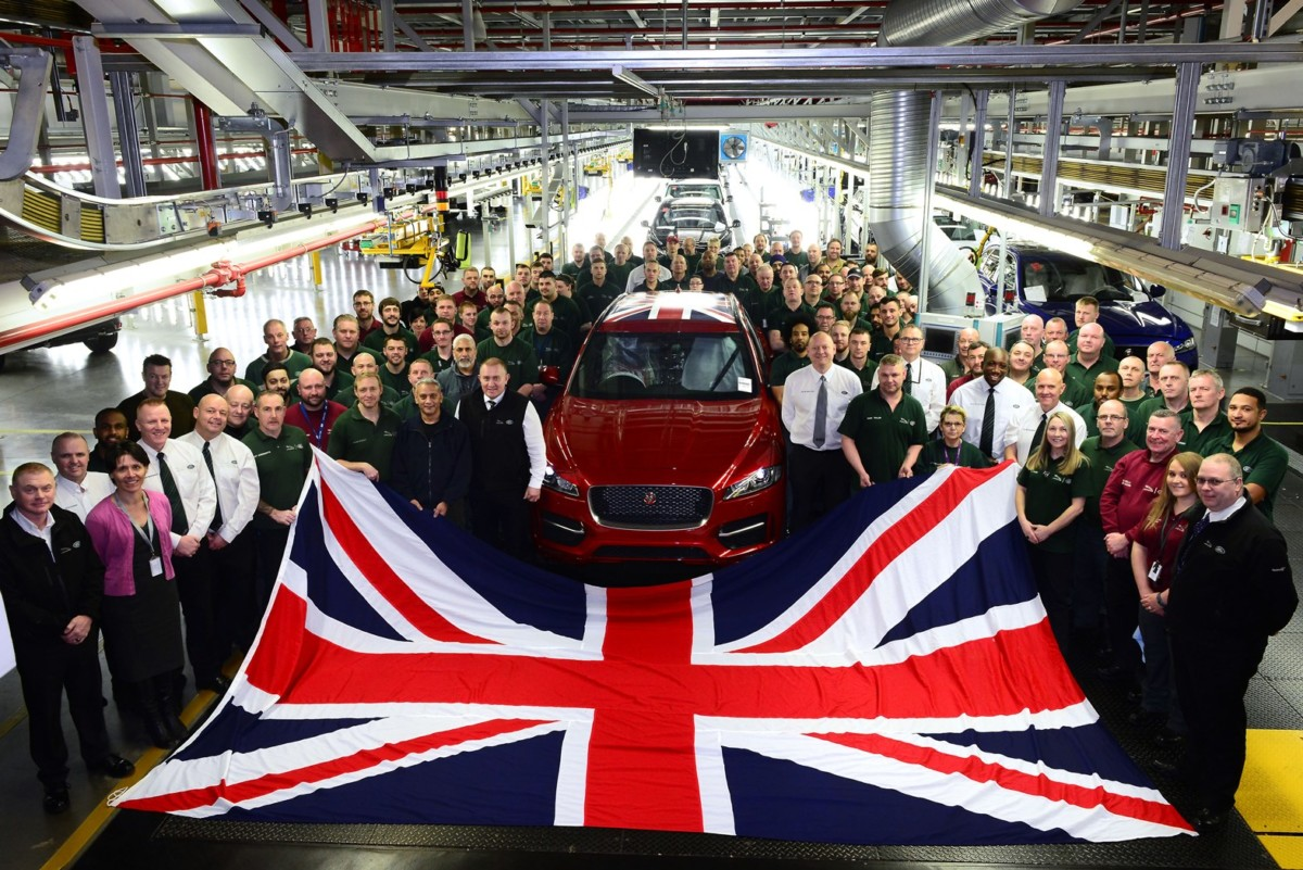 "Jaguar Land Rover per il 2° anno ""Best in UK"""