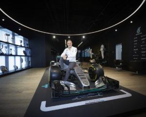 E l'annuncio di Bottas in Mercedes arriva live