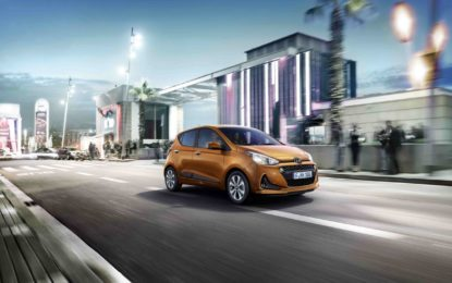 Al via gli ordini della Nuova Hyundai i10