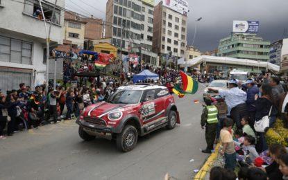 Dakar: Hirvonen 4° nella settima tappa