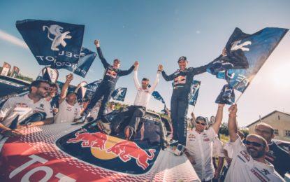Peugeot vince la Dakar con una storica tripletta