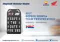 Team Repsol Honda: presentazione il 3 febbraio