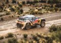 Vittoria di Loeb nella quinta tappa della Dakar