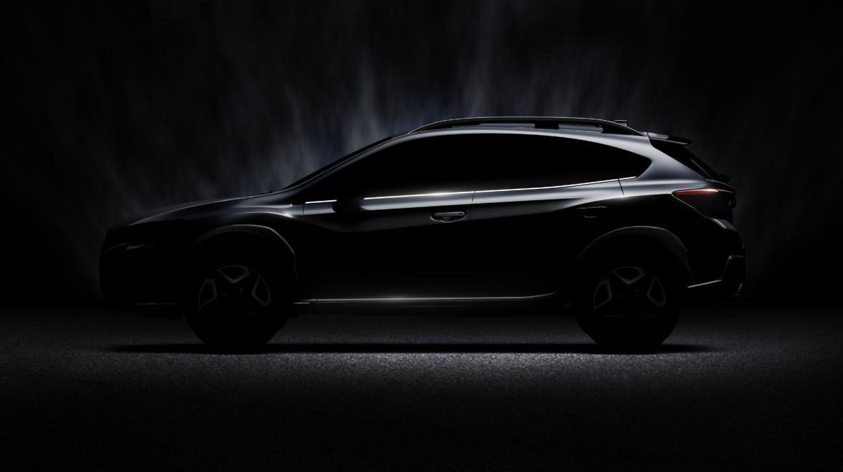 Subaru XV: debutto mondiale a Ginevra