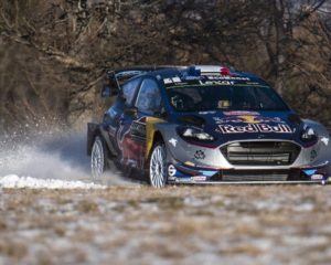 WRC 2017: questa sera su Red Bull TV
