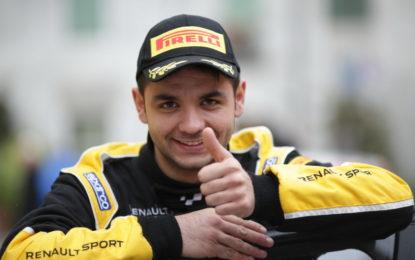 Panzani con Renault al Rallye Monte Carlo