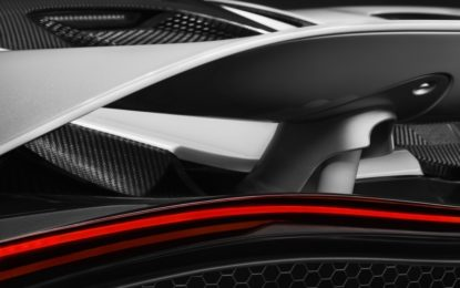 Nuova McLaren Super Series: più efficiente