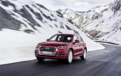 Audi quattro: 8 milioni di vetture prodotte