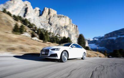 Audi: miglior anno di sempre in Italia
