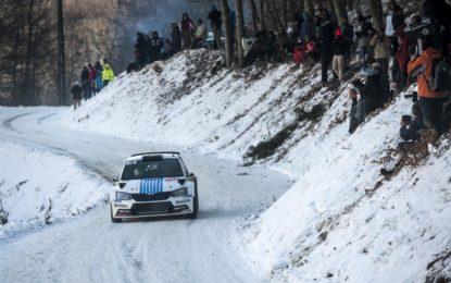 ŠKODA Motorsport trionfa a Monte Carlo