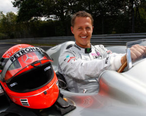 Si torna a parlare di Michael Schumacher