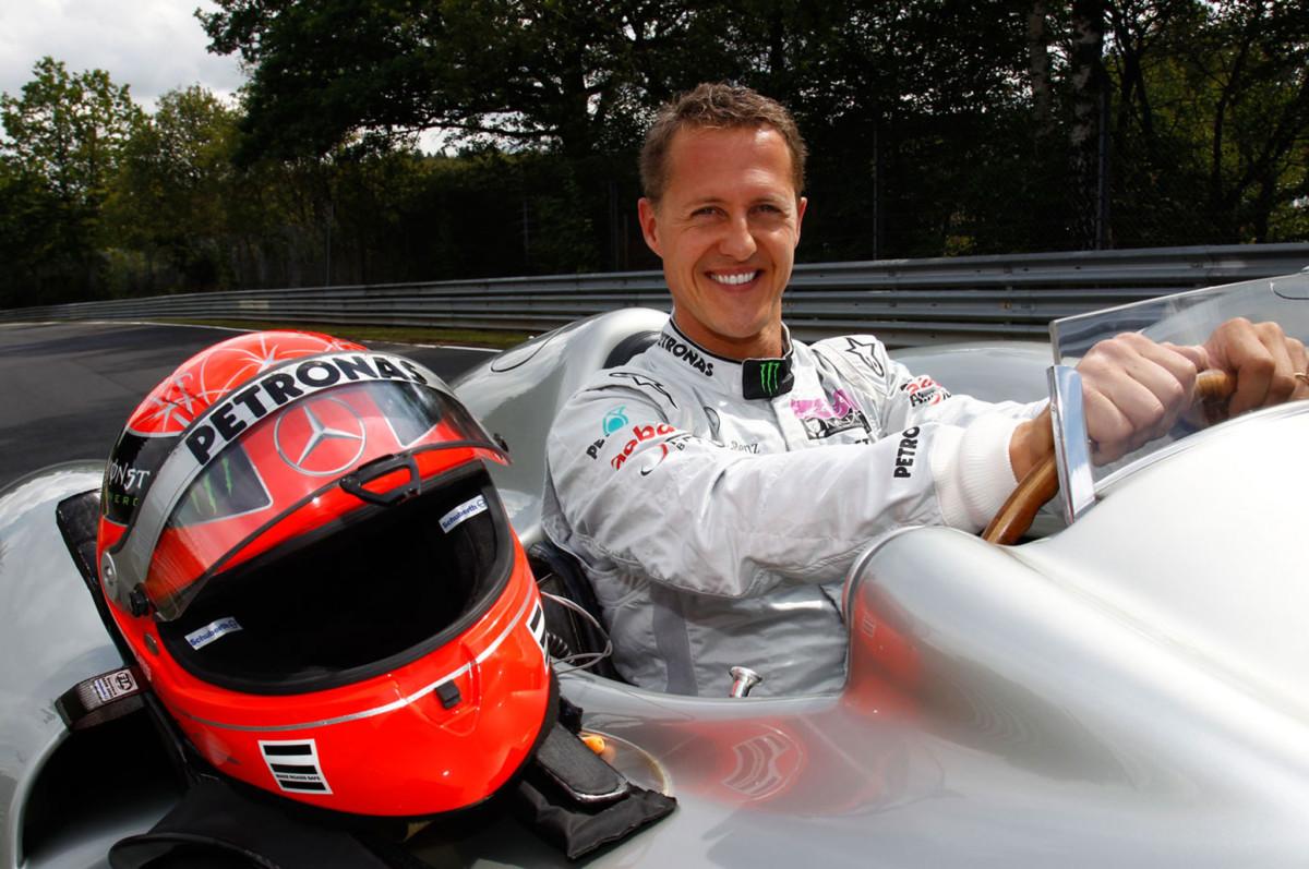 Altri sponsor avrebbero lasciato Michael Schumacher