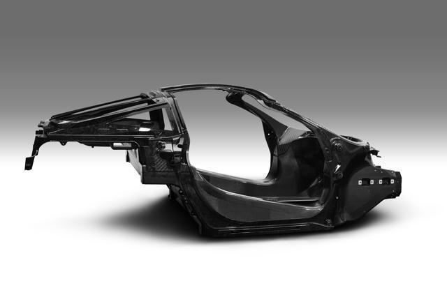 McLaren Super Series II generazione a Ginevra