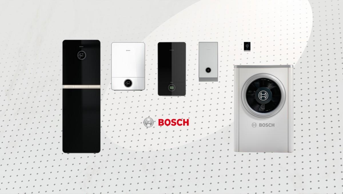 KLIMAHOUSE 2017 Bosch: la finestra sul futuro
