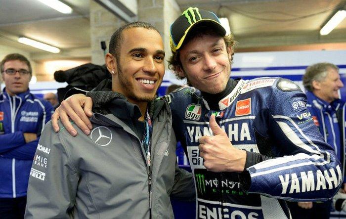"""Zanardi: """"In Mercedes avrei visto Valentino Rossi"""""""