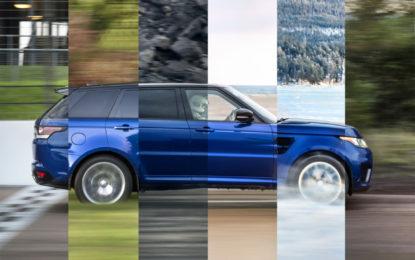 Range Rover Sport SVR: massima trazione sempre
