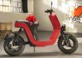 Leggero ed ecologico: scooter elettrico ME